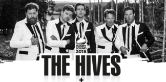 ministri the hives legnano rugby sound 2018