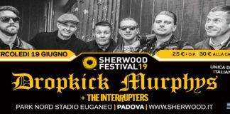 dropkick-murphys-interrupters-italia-2019-padova-sherwood