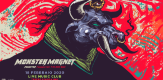 Monster Magnet Milano