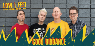 good riddance low-l fest