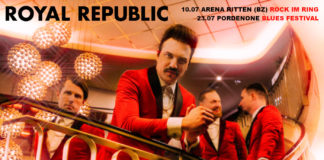 royal republic 2020 italia